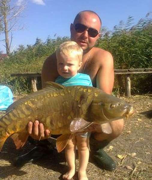 База отдыха и рыбалки Зеркальный карп