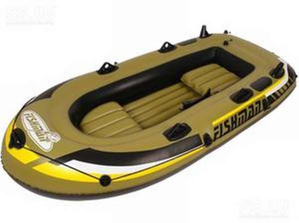 Какая лодка лучше для рыбалки
