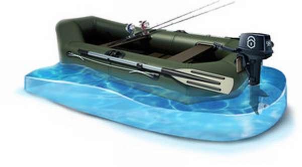 Как зимой хранить лодку пвх