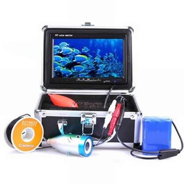 Камеры для подводного наблюдения