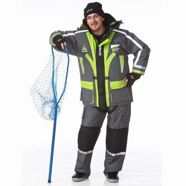 Плавающий костюм для зимней рыбалки