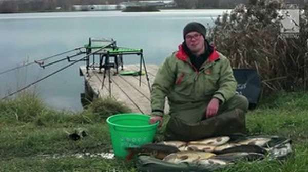 Рекомендации опытных рыбаков для ловли карпа на фидер