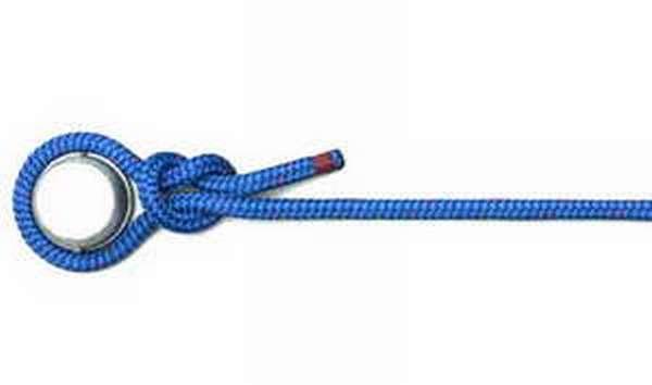 Как правильно сделать самозатягивающийся узел