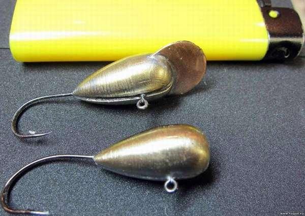 мормышки безмотылки для зимней рыбалки