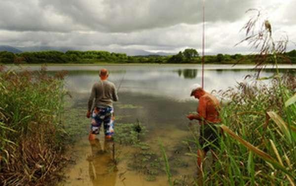 Рыбалка в Приморье летом