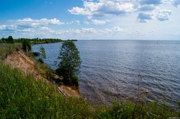 Отдых на Горьковском водохранилище