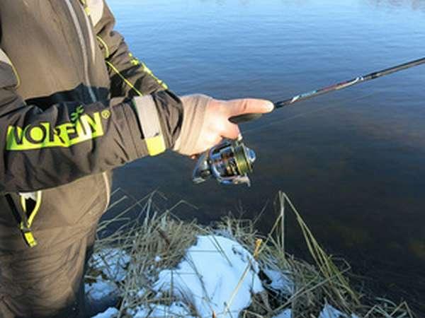 Спиннинги для ловли рыбы