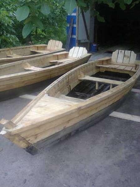 Материалы и инструменты для лодки