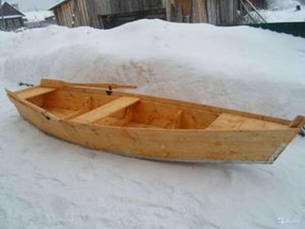 Правила изготовления лодок своими руками