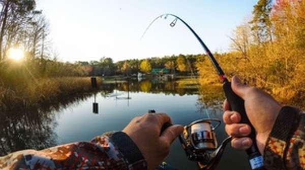 Рыбалка – отдых души