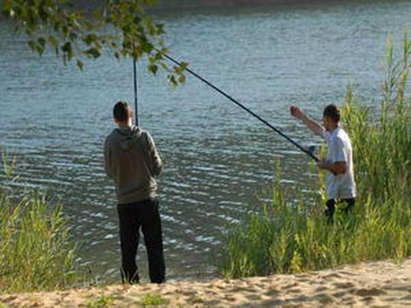 Рыбная ловля на озере Селигер