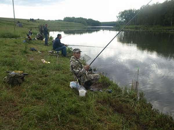 Зимняя рыбалка в Орловской области