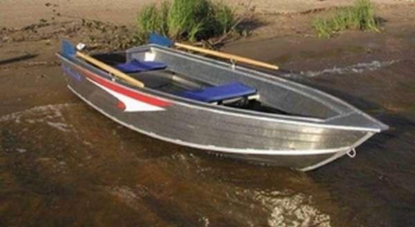 Дюралевые лодки