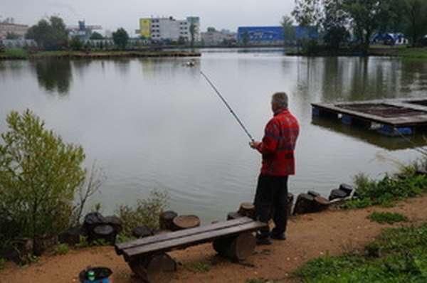 Рыбалка мытищи
