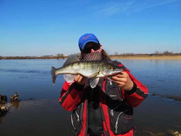 Рыбы в озерах Тульскую области