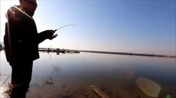 Рыбалка в бисерово