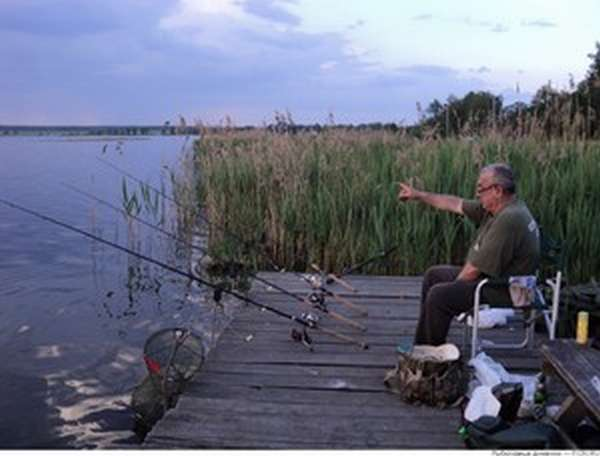 Особенности рыбалки зимой и летом