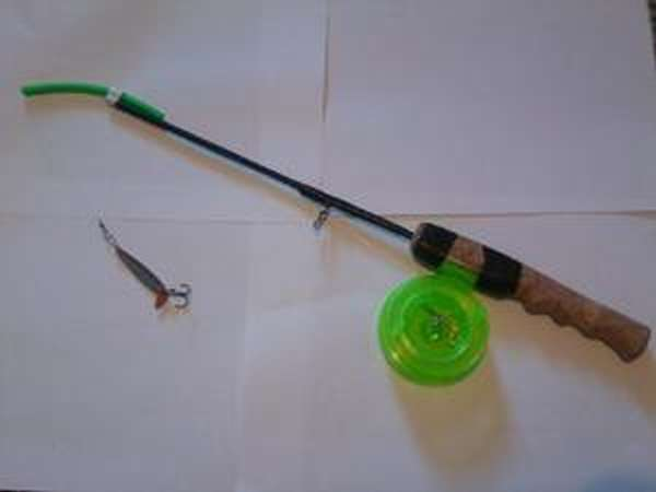 Блесны для зимней рыбалки