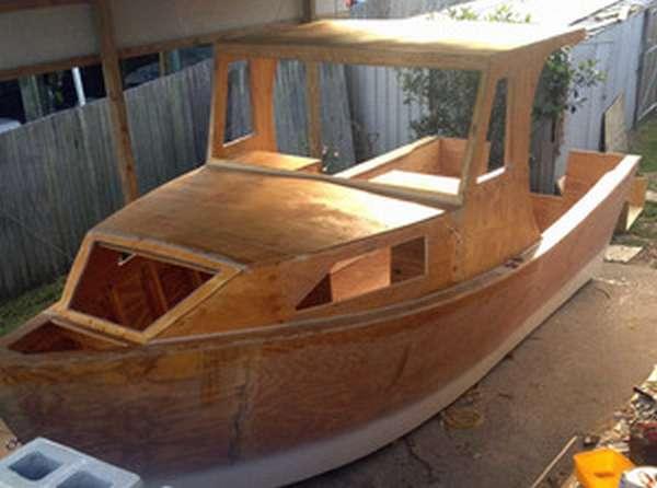 Лодки из фанеры