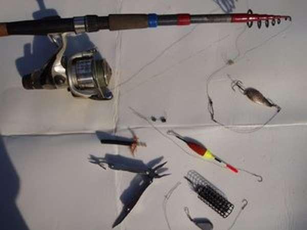 Оснастки для зимней рыбалки
