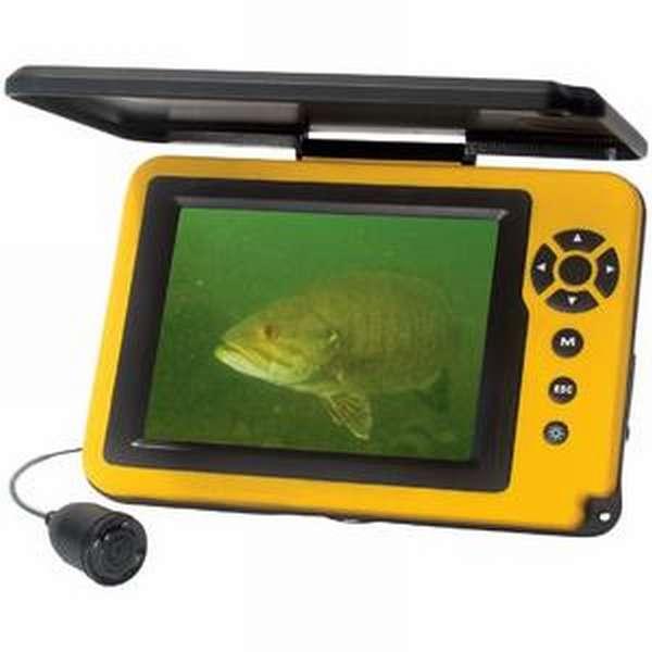 Как выбрать подводную камеру