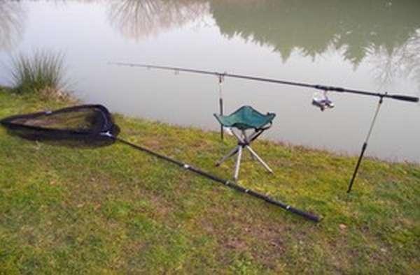 Снасти для рыбалки на карася