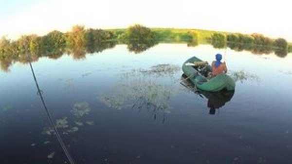 Рыбалка в Омской области на озерах и реках Платная рыбалка
