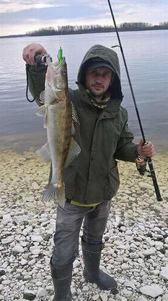 Рыбалка в саратове
