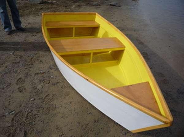 Как обработать лодку
