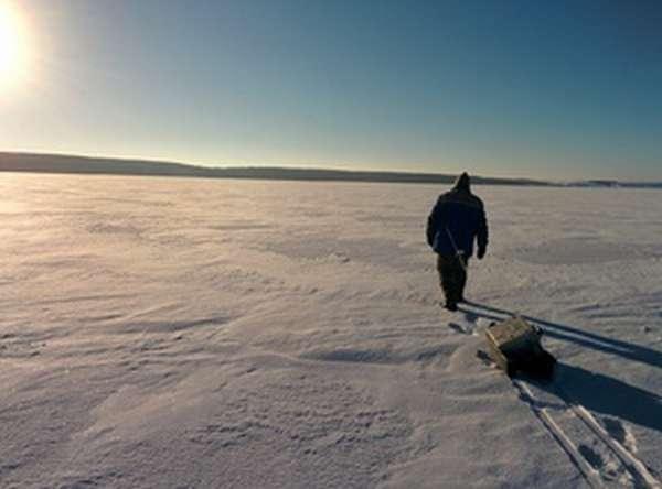 Правильное поведение на льду