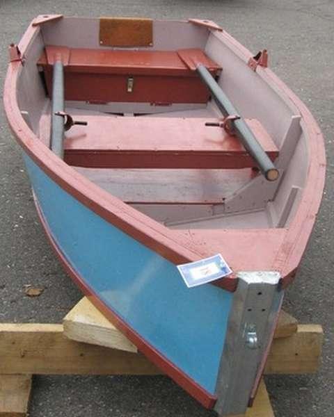 Как самим изготовить лодку из фанеры