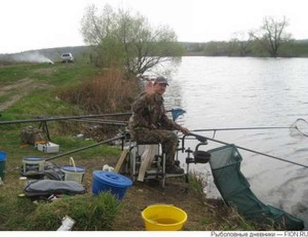 Как проехать на рыбалку