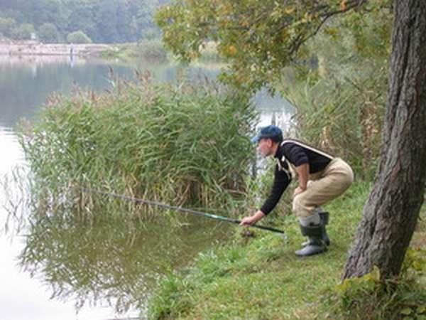 Места для рыбалки в Беларуси