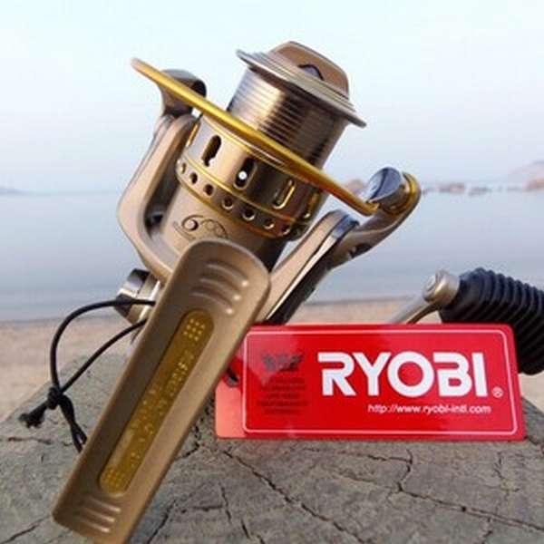 Рыболовные катушки компании Ryobi