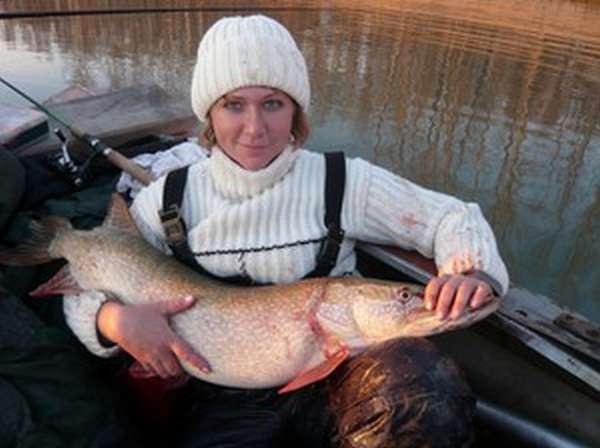 Рыбалка в Новосибирской области