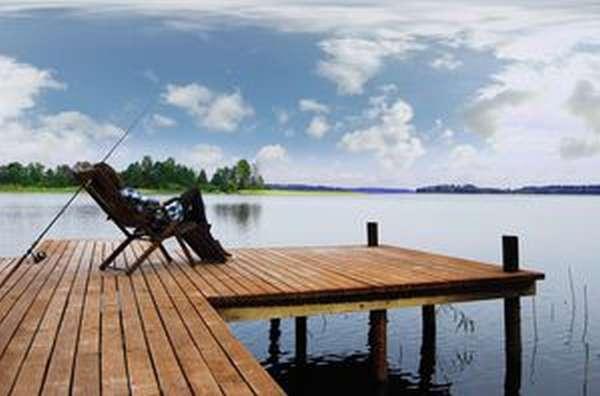 Где лучше рыбачить на Селигере - места