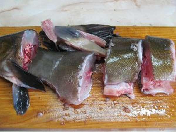 Подготовка рыбы к приготовлению