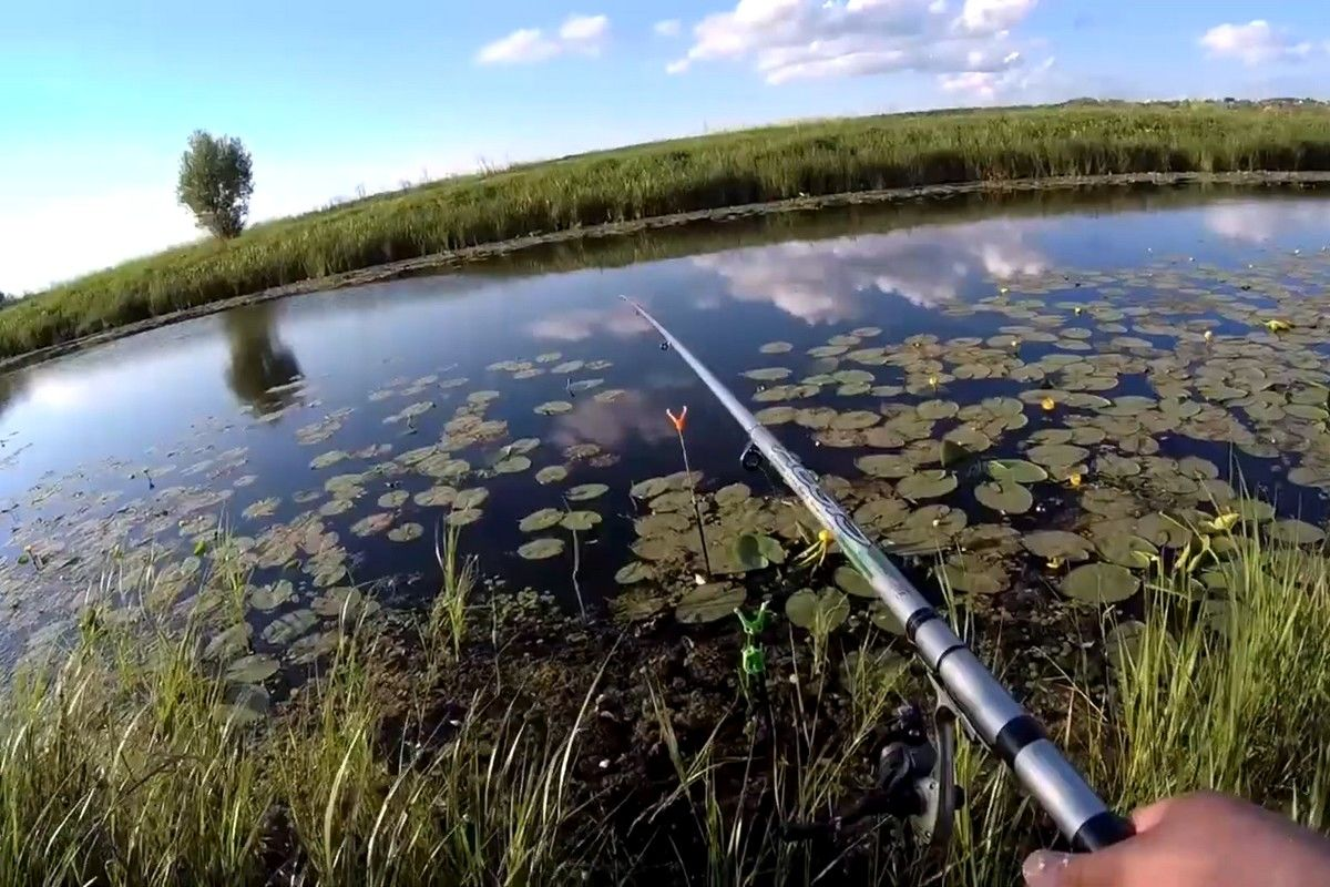 Болтушка для рыбалки